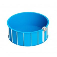 Полипропиленовый бассейн круглый 3х1.5 м фото