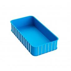 Полипропиленовый бассейн прямоугольный 4х2х1.6 м фото