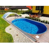 Каркасний басейн IBIZA 7х3,5х1,5м