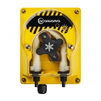 Перистальтический дозирующий насос AquaViva универсальный 1,5 л/ч (PPE) с фикс.скор.