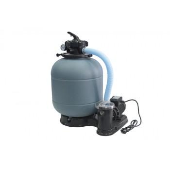 Фильтрационная система Samoa D400 + 1,25″ верхний 5-ти ходовой клапан + насос Fiji 6м³/час