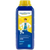 Средство для очистки ватерлинии бассейна и СПА AquaDoctor CW CleanWaterline Шаг 1