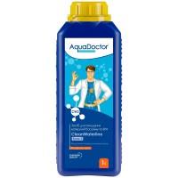 Средство для очистки ватерлинии бассейна и СПА AquaDoctor CW CleanWaterline Шаг 2
