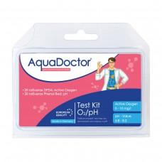 Тестер AquaDoctor Test Kit O2/pH фото