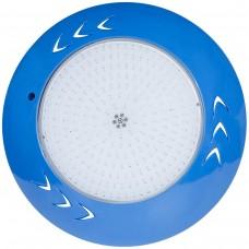 Прожектор светодиодный Aquaviva Blue 003 252LED 18 Вт RGB, с закладной фото