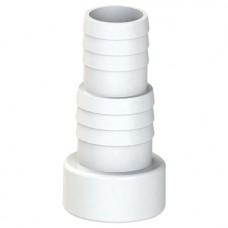Соединитель шланга Emaux 91609006, клеевой (32/38х50 мм) фото