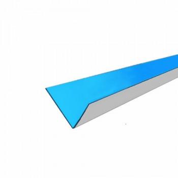 Крепежный угол внутренний ПВХ Cefil (0,05*0,03*2 м)