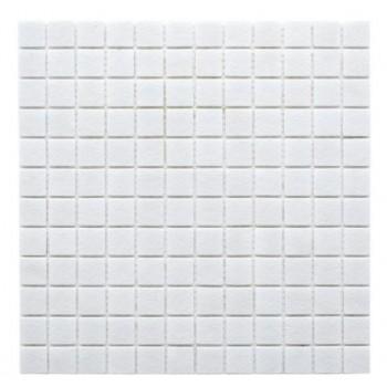 Стекломозаика АкваМо White Concrete