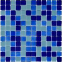 Мозаика стеклянная Aquaviva Jamaika Dark 2