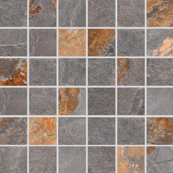 Мозаика керамогранитная Aquaviva Granito Loft, 300x300x9.2 мм