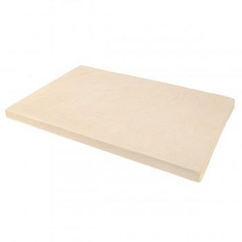 Террасная плитка Aquazone 450x300x25 мм, римская кладка (белая)