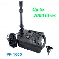Фильтр подводный с насосом и УФ лампой PF-1000