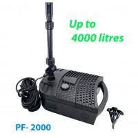 Фильтр подводный с насосом и УФ лампой PF-2000
