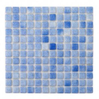 Стекломозаика АкваМо Blue PW25203