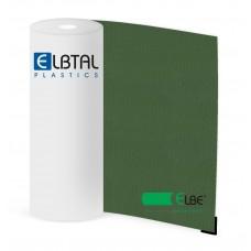 Плёнка ПВХ для искусственных водоемов, зеленая (лиц.сторона) / черная (обратная), армированная, толщина 1.5мм , ширина 2м фото