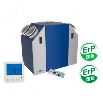 Приточно-вытяжные установки с рекуперацией тепла ВЕНТС ВУТ 350 ЭУ ЕС