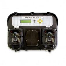Дозирующая станция Technopool PH RX c перистальтическими насосами 1,4 л/ч, 1 Bar и цифровым дисплеем фото