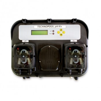 Дозирующая станция Technopool PH RX c перистальтическими насосами 1,4 л/ч, 1 Bar и цифровым дисплеем
