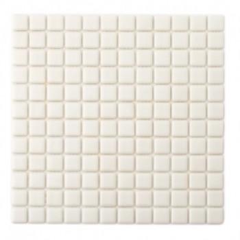 Стекломозаика АкваМо White MK25101