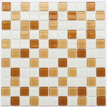 Мозаика Котто GM 4036 C3 honey m/honey w/white 30x30