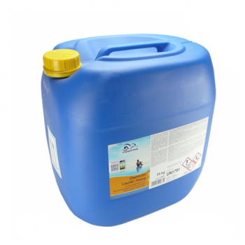 Хлор длительного действия Chemoform Chemochlor 35 кг (жидкий)