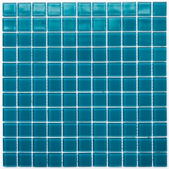 Мозаика Котто GM 4047 C cerulean m 30x30
