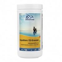 Бесхлорная дезинфекция Chemoform Aquablanc O2 Sauerstoffgranulat 1кг (гранулы)
