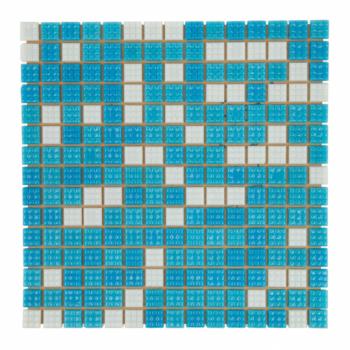 Мозаика стеклянная Aquaviva Bahama Light №2