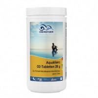 Бесхлорная дезинфекция Chemoform Aquablanc O2 Sauerstofftabletten 1 кг. (табл. 20 г)