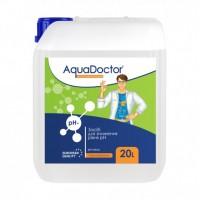Регулятор pH AquaDoctor pH Minus (Серная 35%) 20 л (жидкий)