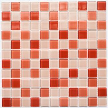 Мозаика Котто GM 4027 C3 pink d/pink w 30x30