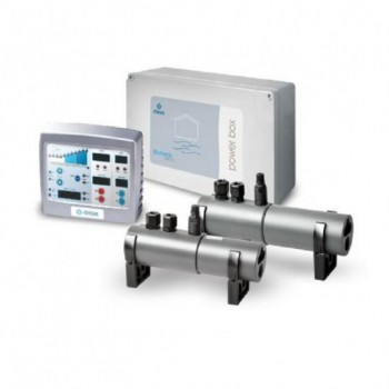 Соляной электролиз Idegis SPA, 3 гр хлора/час + pH / ORP