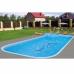 Бассейн РИО WaterWorld 8,50 x 3,50 x 1,00/1,65 м  фото 1