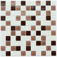 Мозаика Котто GM 4035 C3 coffee m/coffee w/white 30x30
