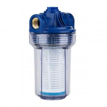 Колба на один электрод AquaViva с картриджным фильтром