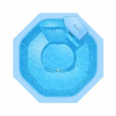 Бассейн БАДЕН WaterWorld 2,00 x 2,00 x 0,90