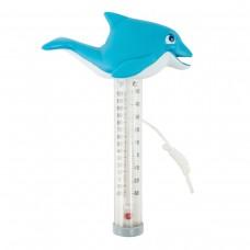 Термометр игрушка Kokido K785BU/6P Дельфин фото