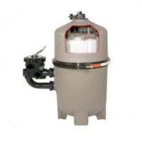 Диатомитовый фильтр 2-5мкм, для насоса 16м3 / ч, FR + Клапан для DE фильтра 3620, требует 2кг земли