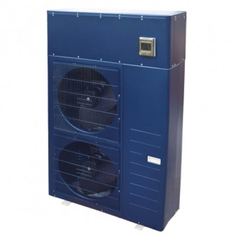 Тепловой насос Microwell HP2300 Compact Inventor, 60 m3