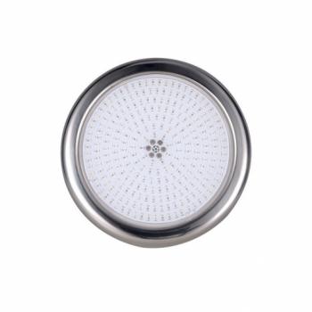 Прожектор для бассейна AquaViva LED227C (18 Вт, светодиодный, нержавеющая сталь, резьбовое крепление)