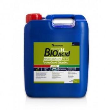 Регулятор pH Barchemicals pH минус BioAcid, 10 л (жидкий)