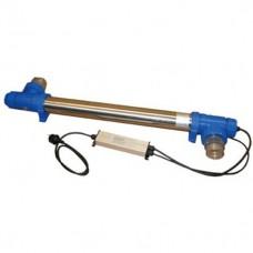 Ультрафиолетовая установка Blue Lagoon UV-C Amalgama 130 Вт фото