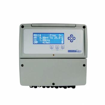 Станция дозирования Seko Kontrol PRC 800 (Ph/Rx/CL, без насосов, для солёной воды)