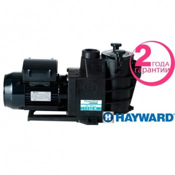 Насос Hayward Power Flo II 10м3/ч, 220В, 0.55кВт, 50мм