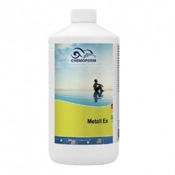 Средство против мутной воды Chemoform Metall-Ex 1 л (жидкий)