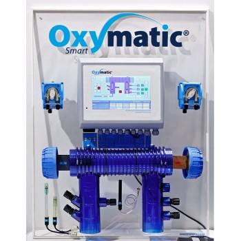 Автоматизированная дезинфекция и очистка воды Oxymatic до 400 м3