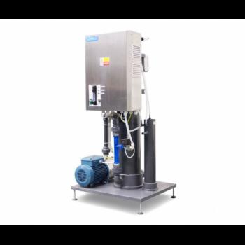 Озонаторная установка с осушителем воздуха и УФ реактором Lifetech (StarLine) Combi Light 2.0