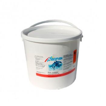 Регулятор pH Delphin рН-Плюс 25кг (гранулы)