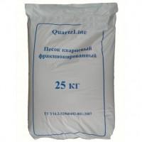 Фильтрационный песок QuartzLine, 25кг