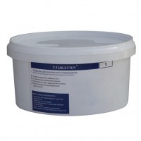 Хлор длительного действия Chemoform Chemochlor-T-Tabletten 5 кг (табл. 20 г)